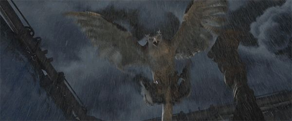 Thunderbird/Pássaro-trovão - Fantastic Beasts And Where To Find Them  ( Frank)