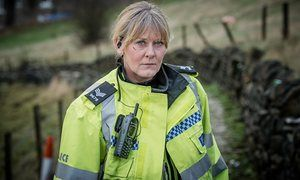 Sarah Lancashire in Happy Valley TV series
