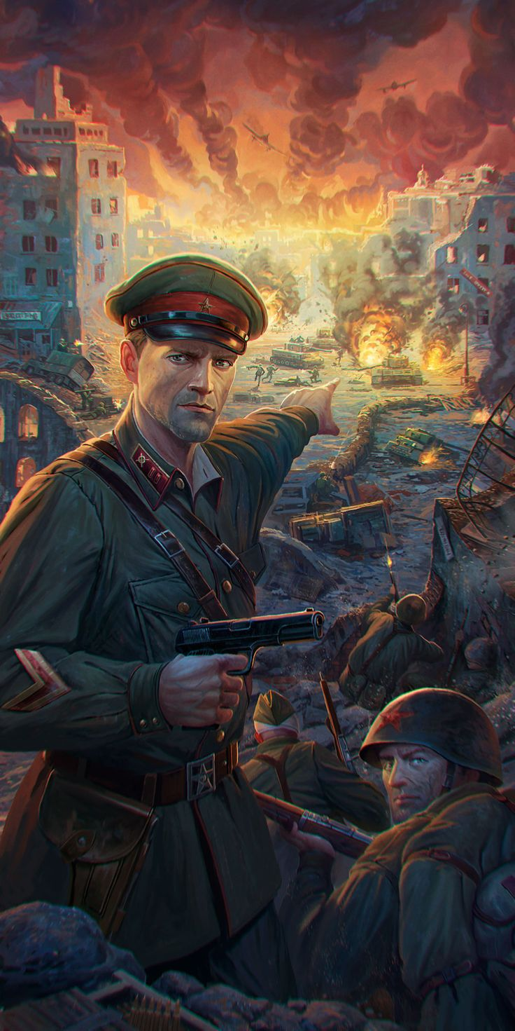 Soviet defense of Stalingrad
