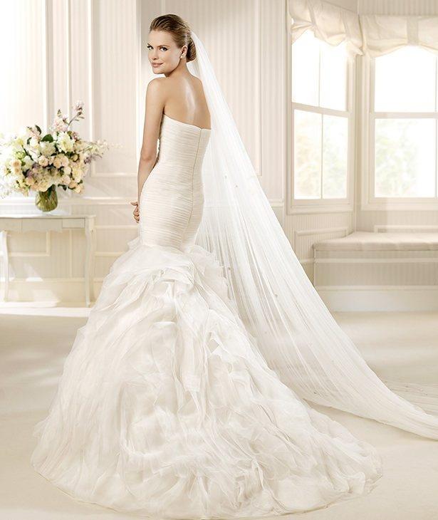 47 Best Images About LA SPOSA Wedding Gowns On Pinterest