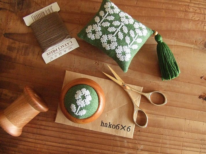 ゆったり秋の夜長にちくちく刺繍のススメ北欧デザインとステッチの刺し方レッスン