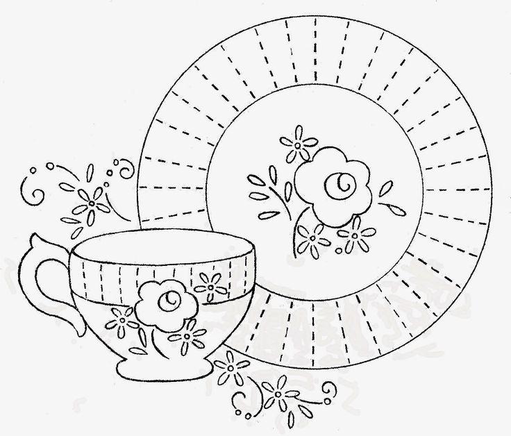 Hudson's Holidays - Designer Shirley Hudson: Sweet tea- Friday freebie design