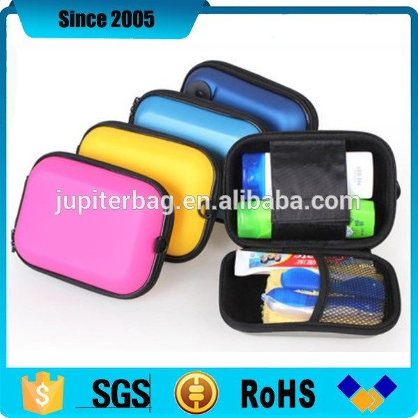 2016 pu eva hotel supplies carrying case box for travel