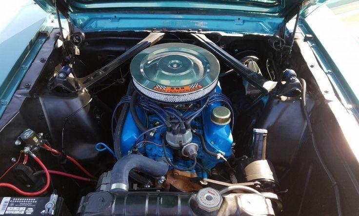 Vente voiture ancienne de collection : Ford Mustang V8 289ci - Petite annonce véhicule et automobile