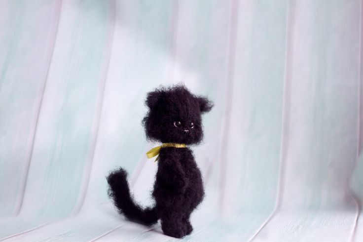 amigurumi kitten, cute kitten, вязаный котенок, амигуруми, милый котенок игрушка