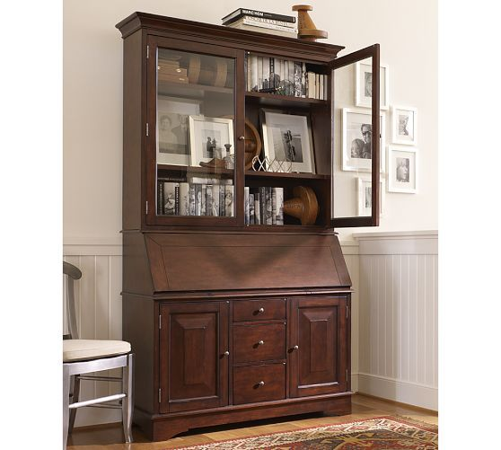 Graham Desk Amp Hutch Pottery Barn Should Arrive Next