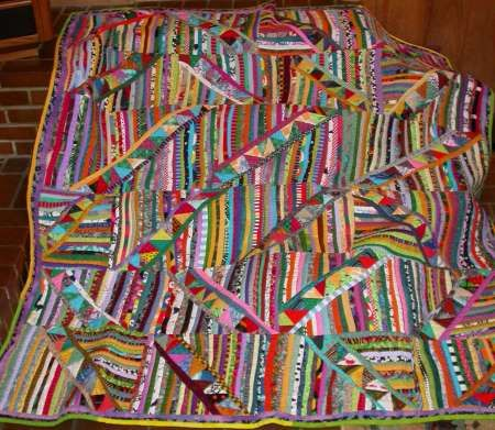 Anna Williams - Quilt CLXVIII-1998 http://www.straw.com/equilters/annawilliams/
