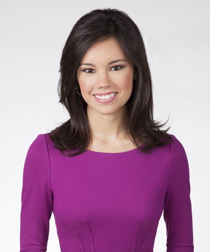 The gorgeous NBC correspondent Jo Ling Kent