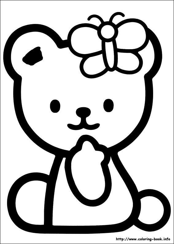 235 besten ♡ KITTY HELLO ♡ Bilder auf Pinterest | Malvorlagen ...