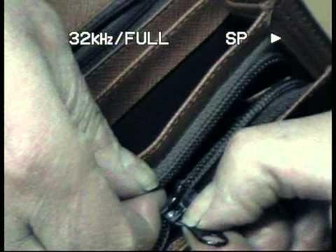 Broken zip, maybe not; cerniera rotta, forse no: come riparare una cerniera lampo rotta