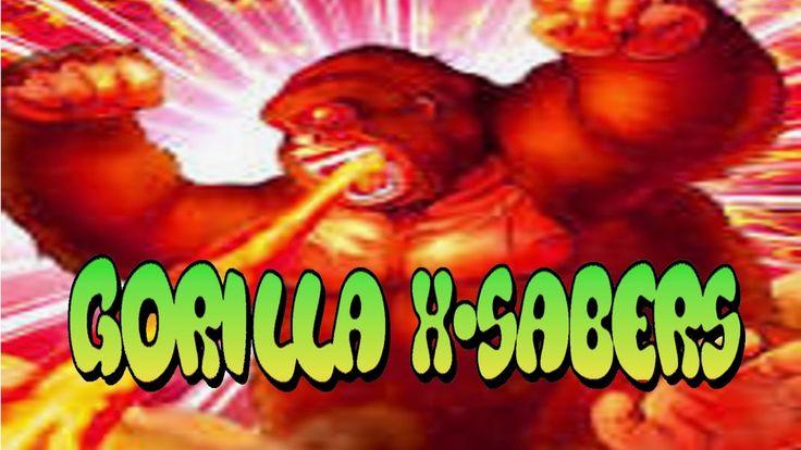 Gorilla X-Sabers (DevPro)