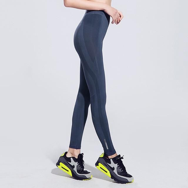 Women's Sports Fitness Yoga Pants Functional Gym Running Workout Pant running Ankle-length Pants Quick-drying Push Up Leggings