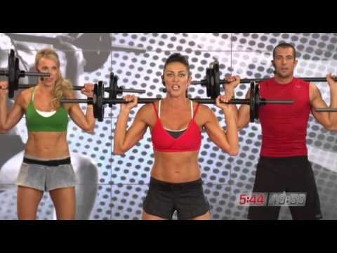 Les Mills PUMP D4 01 Pump Revolution - YouTube