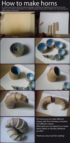 hannahcan:  How to make horns by ~MonkeyNumber5  FOR FUTURE REFERENCE