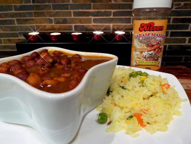 """Instant Pot"" Kala Chana Curry  Kissan International  Instant Pot Dinner Chana Masala Curry"