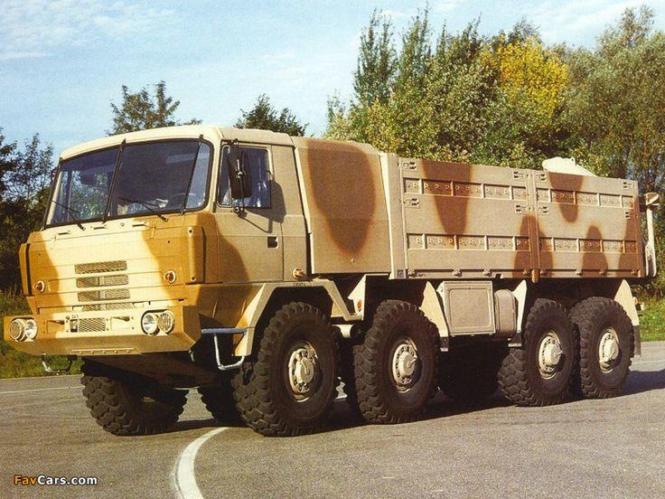Tatra T816 G3 LIWA 8x8 1R /1994–98/