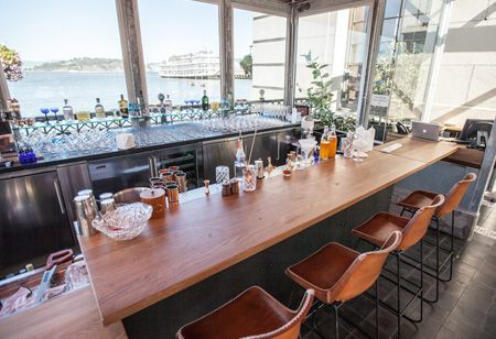 Coqueta - Michael Chiarello's new spanish restaurant at Pier 5