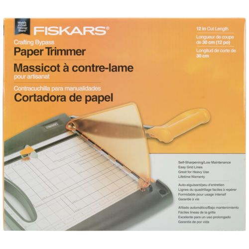 Cutters and Trimmers 183174: Fiskars Euro Bypass Trimmer 12 -, Pk 1, Fiskars -> BUY IT NOW ONLY: $63.57 on eBay!