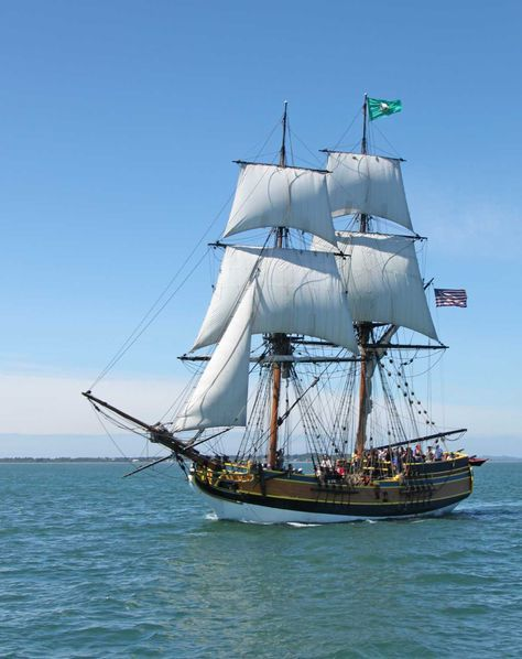tall ships | Tall ships coming to Humboldt Bay | McKinleyville Press Blog