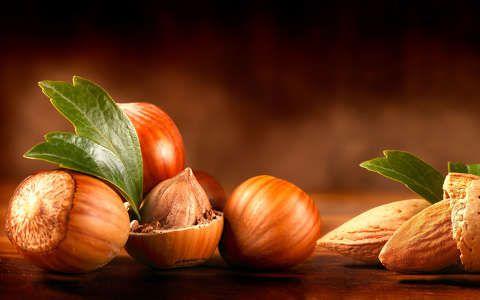 gyümölcs mandula mogyoró ősz