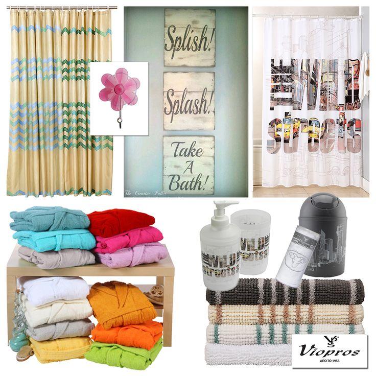 Spish! Splash! Take A Bath! 🚿🛀🐥🌸  Δώστε χρώμα και στυλ στο μπάνιο με ιδιαίτερα σχέδια από την --> Viopros Home - Βιοπρος Λευκά Είδη <--  Επικοινωνήστε μαζί μας για τιμές και διαθεσιμότητες. ✔️Τηλ: 210 3221618  ✔️e-mail: info@dressinghome.com ✔️με μήνυμα στο FB messenger ✔️Αποστολές πανελλαδικά δωρεάν άνω των 49€  #vioproshome #dressinghome #splish #splash #takeabath #bath #towels #bathroom #bathrobes