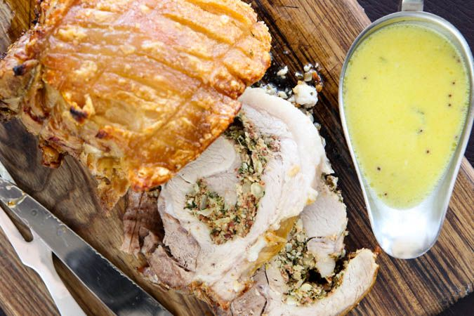 Twice Cooked Pork Roast - Skinnymixers