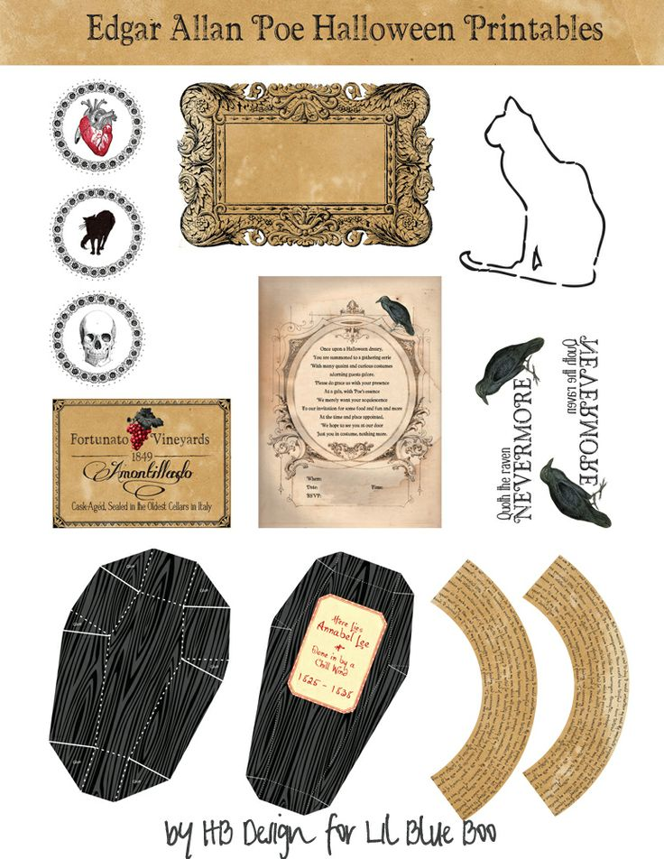 A Comparison Of The Use Of Imagery By Edgar Allan Poe In The Cask Of