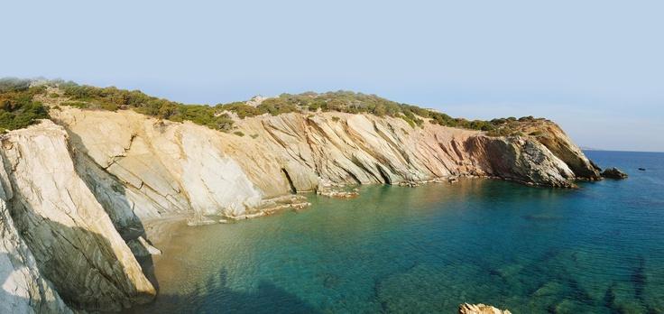 Itanos Geopark in Crete