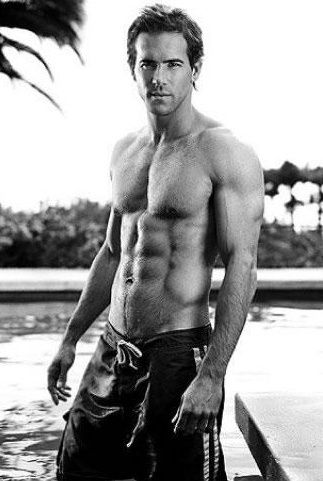 Fit Ryan Reynolds #fitspo #fitspiration #fitisthenewthin