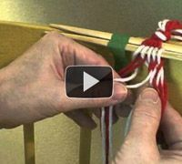 Many finger weaving videos, how to set up a project etc from sashweaver.ca
