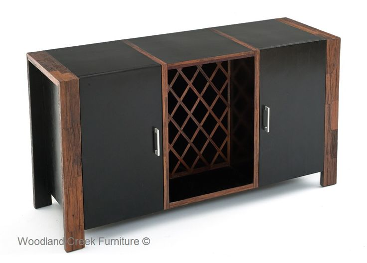 Handcrafted to the size that will fit your space. See over unique furniture  designs all customizable at Woodland Creek Furniture.