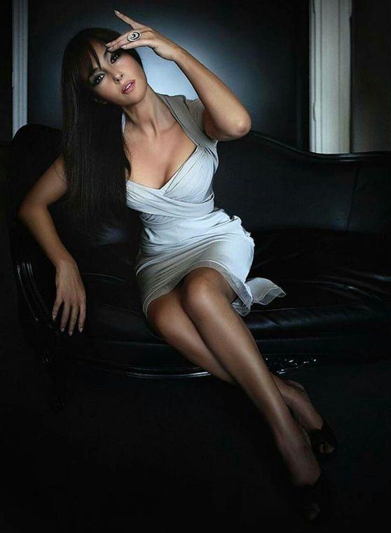 Monica Bellucci.                                                                                                                                                                                 More
