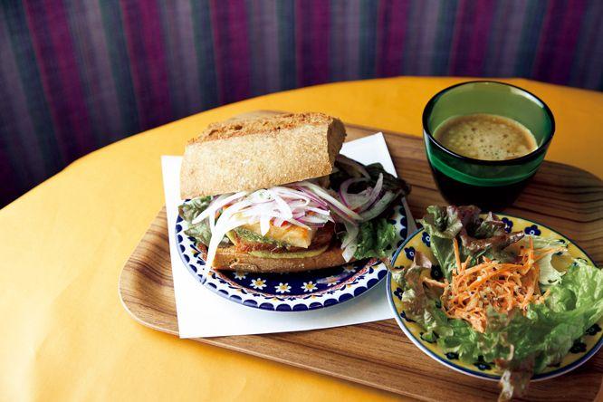 ランチタイム限定、ペルーのサンドイッチ専門店。 | casabrutus.com