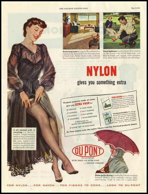Dupont Nylon Is 101