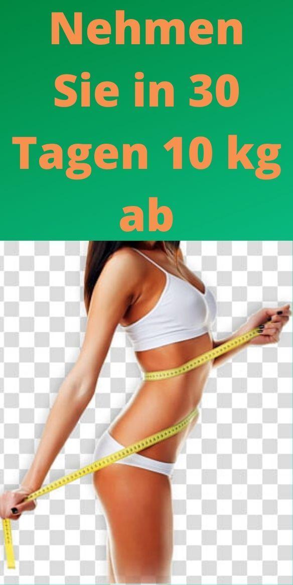In Einem Monat 15 Kilo Abnehmen