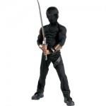GI Joe Snake Eyes Child Fancy Dress Halloween Costume