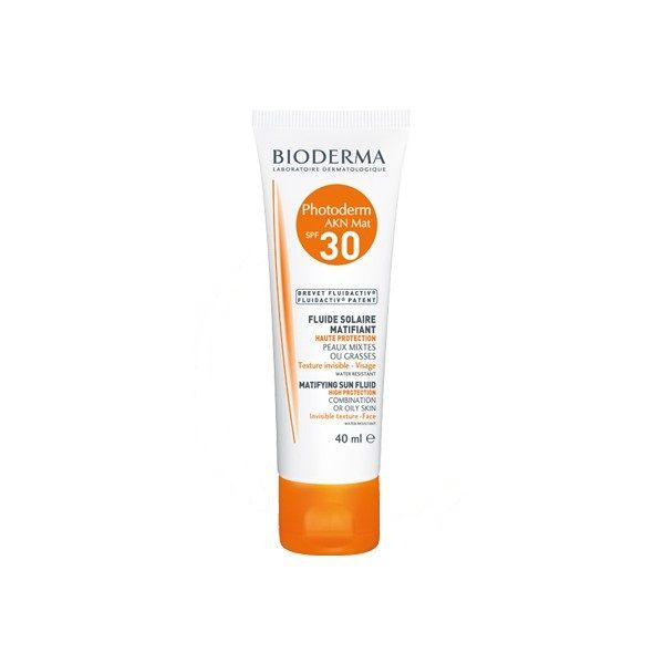 Bioderma Photoderm Fluide Solaire SPF 30 40ml - Pharmacie Lafayette - Protection Solaire