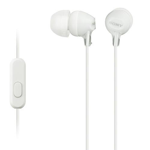 In-ear-hörlurar från Sony. Lär dig allt om hörlurar i vår hörlursguide: http://www.phonelife.se/horlursguiden