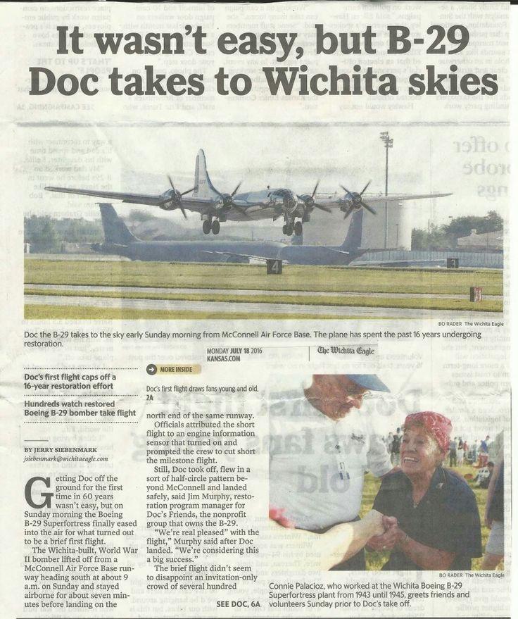 Doc The B-29 (Part 1)