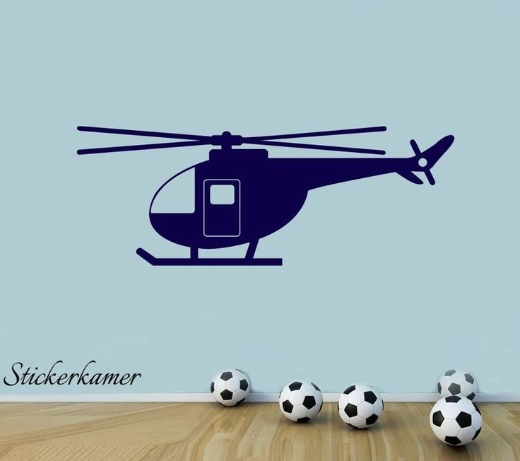 Vliegtuig helikopter