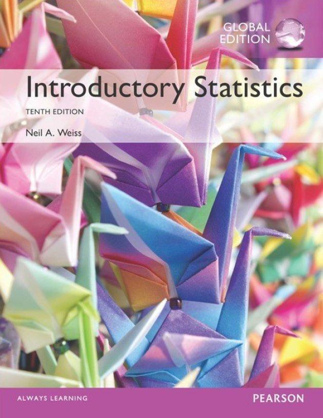 Introductory Statistics 10th Edition Pdf Version Digital Book