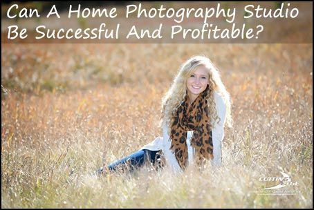 Can A Home Photography Studio Be Successful And Profitable?