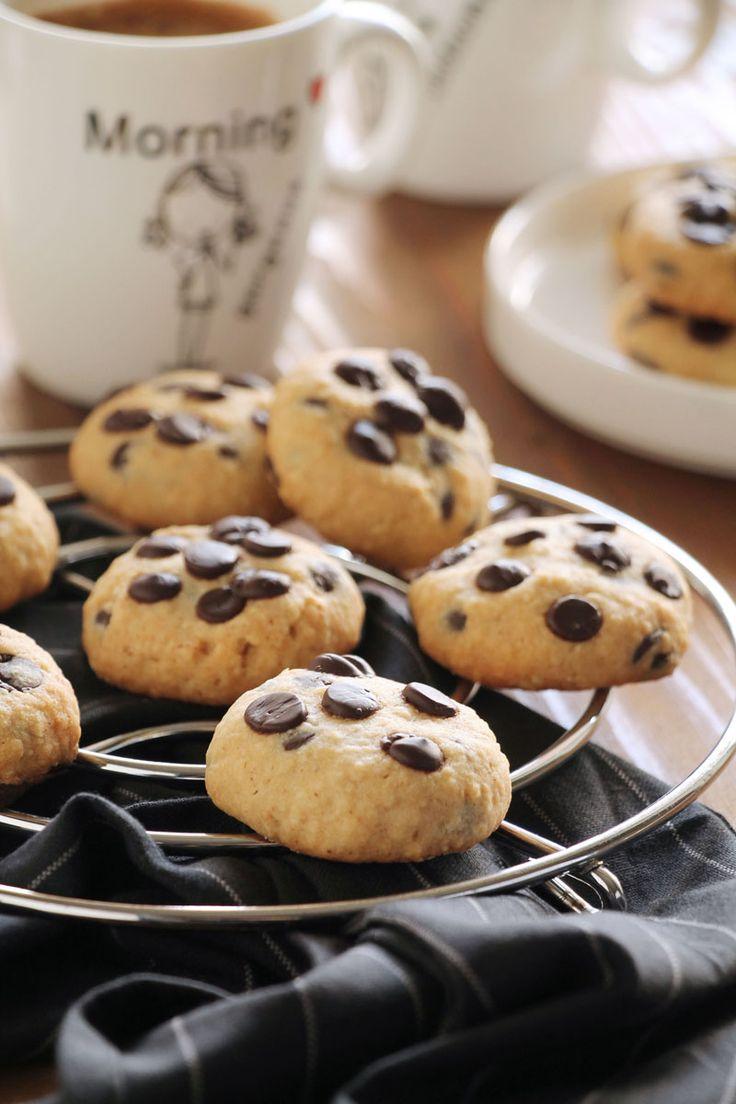 The one with all the tastes | Μπισκότα βουτύρου με βρώμη και σοκολάτα