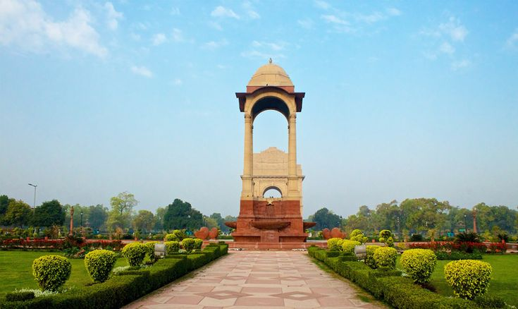 Some best places and attractions for photography and sightseeing in Delhi.