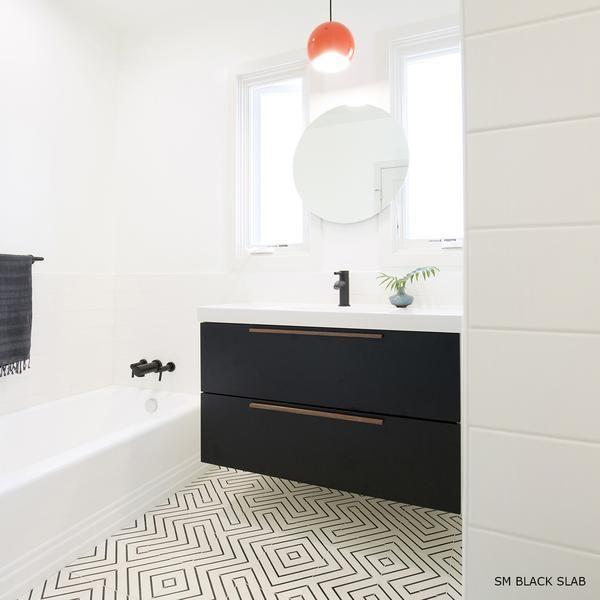 96 best Guest girls bathroom images on Pinterest Bathrooms - laminat für badezimmer