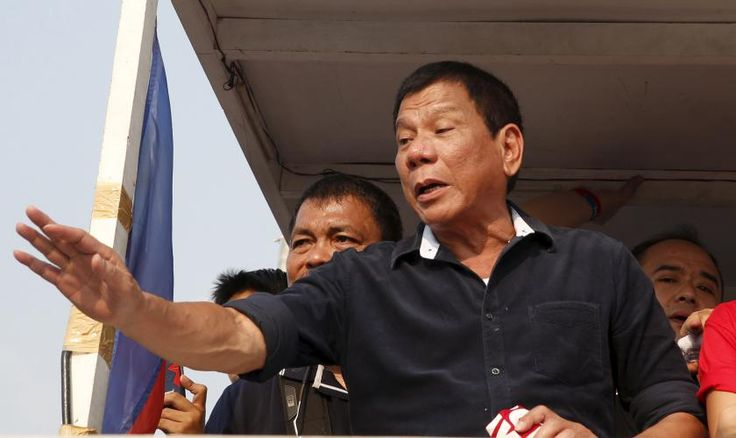 How Loudmouth Mayor Rodrigo Duterte Got to the Verge of the Philippines Presidency