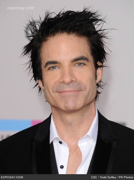 "patrick monahan Lead Singer of the band ""Train"""