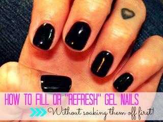 Lulu & Sweet Pea: DIY Gel Nails at home
