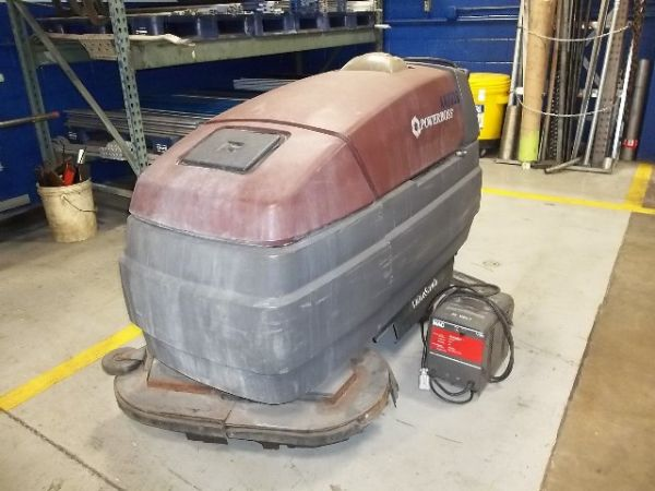 Charming Used Floor Scrubbers And Sweepers For Sale