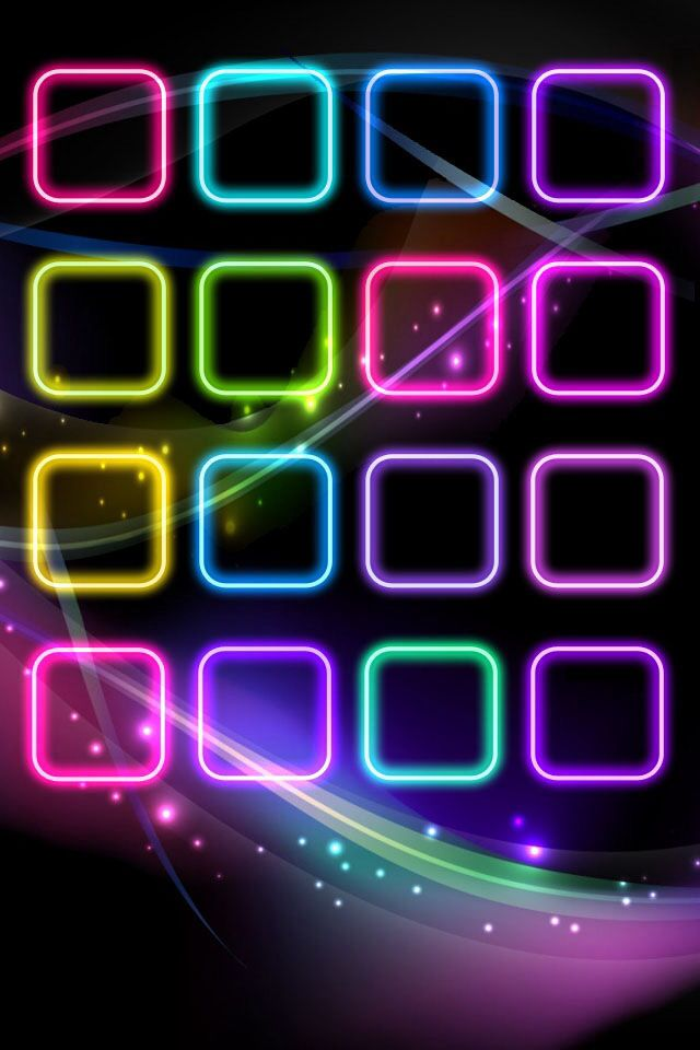 A home screen for like an iPod/iPhone for the apps | Epic | Cute wallpaper for phone, Ipad mini ...